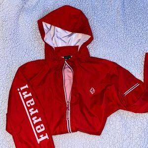 Ferrari Rain jacket/ Wind breaker
